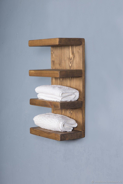 Полиця для ванної кімнати